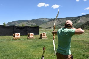 Archery & Clay Shooting