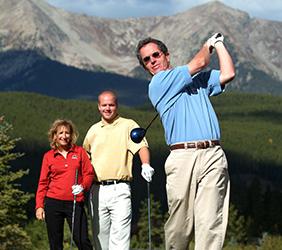 Golfing & Disc Golf
