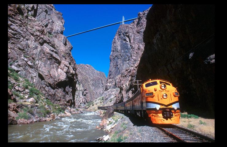 Train Rides & Tours