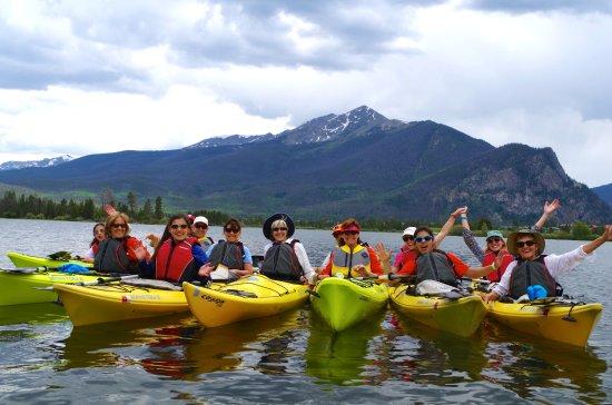 Kayak Tours & Lessons