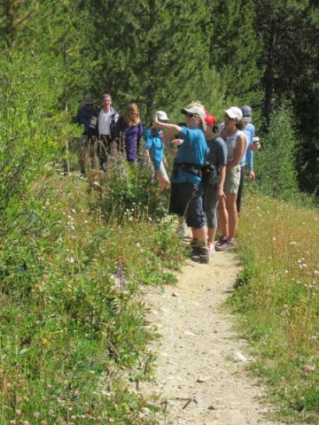 Hiking Tours